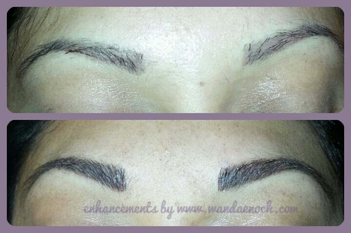 Permanent makeup chicago il 22 years experience for Eyebrow tattoo aftercare instructions