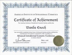 Amer-Institute-of-Intradermal-Cosmetics-1998