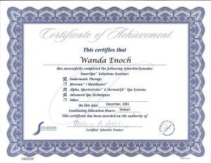 Symedex-Endermatic-Alpha-Adv-Techniques-Seminar-2001