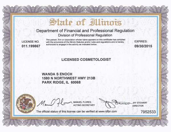 How To Get Nail Technician License In Illinois - Nail Ftempo